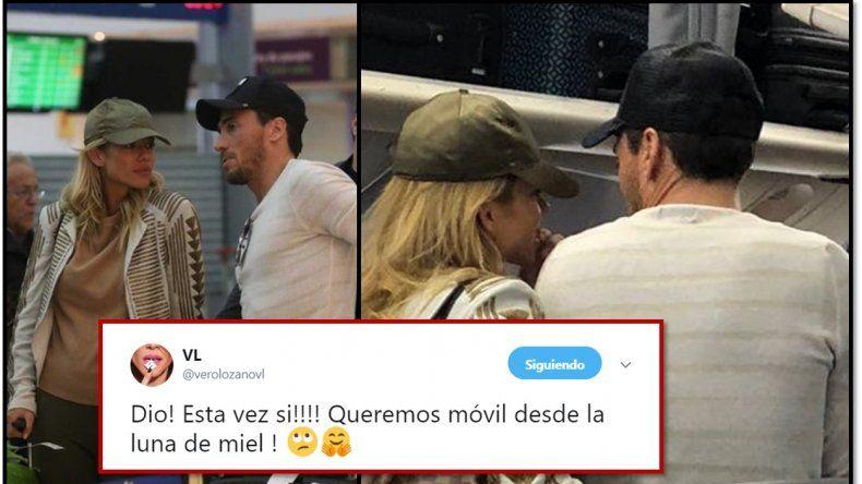 Vero Lozano quiere que Nicole y su novio hagan como Poroto y Mica y transmitan en vivo su luna de miel