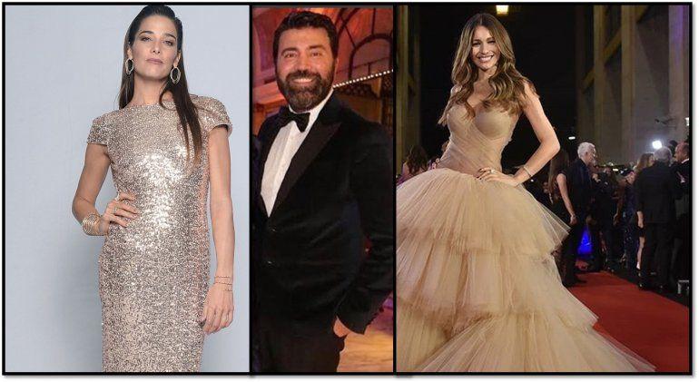 Juana Viale dejó plantado al diseñador Javier Saiach con un vestido para los Martín Fierro por culpa de Pampita