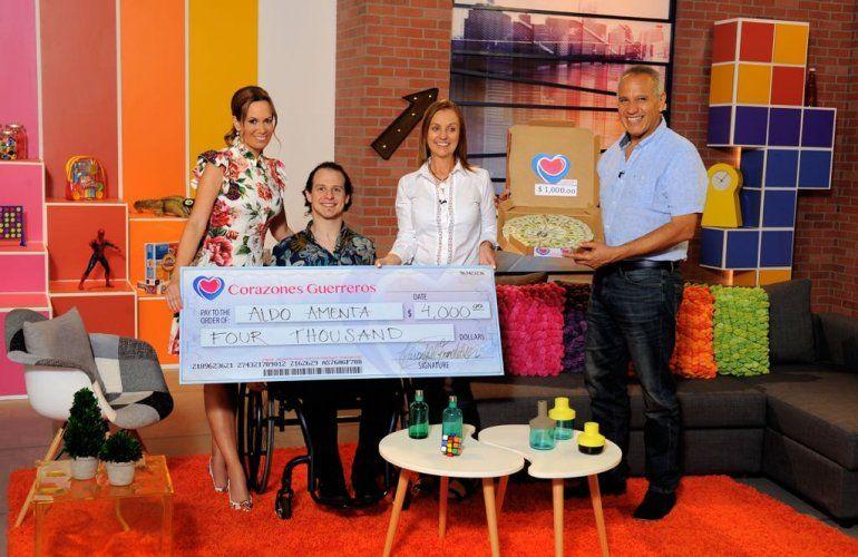 Natalia Denegri regresa con una sexta temporada de su exitoso programa Corazones Guerreros