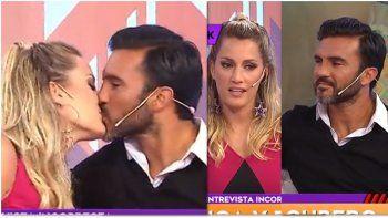 Mientras Nicole está de viaje con su novio; Cubero y Mica se besan en vivo: No me gusta la gente falsa; es difícil ser amiga de una ex pareja