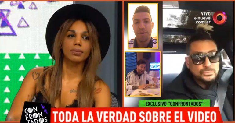 Acusan al Tirri de viralizar videos viejos de la selección: Habló Mimi, su novia y aclaró lo de lascositas lindas