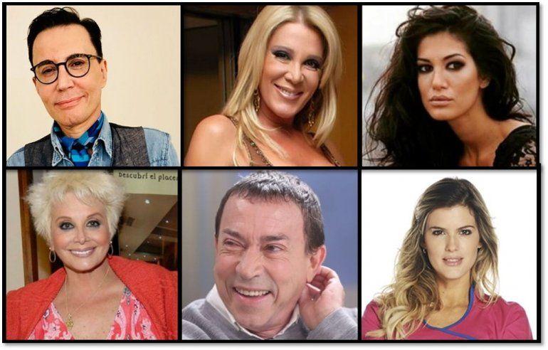 Danza de nombres para el programa de Polino: panelistas, co conductoras y ex jurados