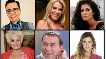 Danza de nombres para el programa de Polino: panelistas