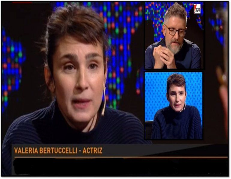 Bertuccelli y su pelea con Darín: La pasé muy mal; conocí la maldad, y un par de veces me desmayé en bambalinas