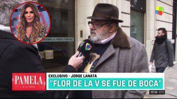 Lanata envió carta documento a Flor de la Ve: Nos costó encontrarla
