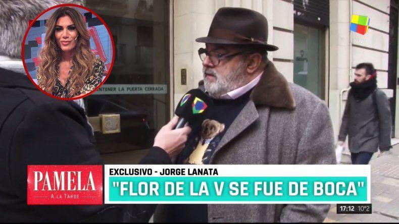 Lanata envió carta documento a Flor de la Ve: Nos costó encontrarla, en un departamento tenía un montón de deudas de expensas