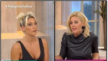 Fuerte discusión entre Sol Pérez y Barbie Simons: Andate a trabajar a un noticiero Sol