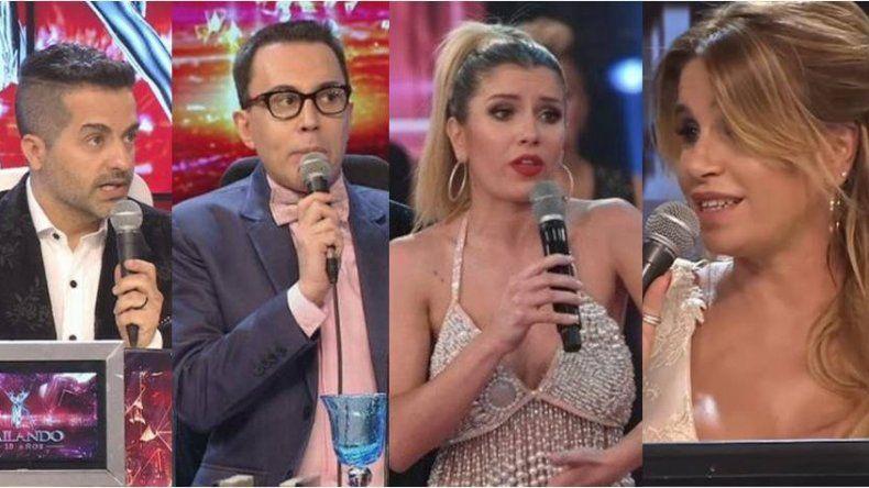 Jurado del Bailando: dicen que están confirmados Florencia Peña, Laurita, De Brito y Polino
