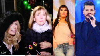 Movidas en el Bailando: buscan a la mamá de Laurita y se reúnen Tinelli con Moria