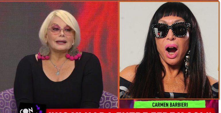 Carmen Barbieri opinó del Jurado de Bailando: Sin Moria está bien; toda gente joven