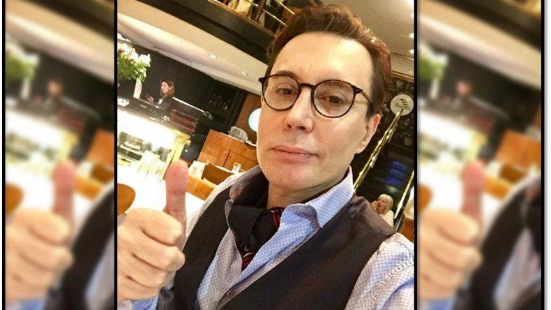 Polino contó que operaron a  su mamá: esta internada en el Hospital Italiano
