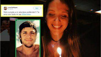 Barbi Vélez fue llamada abortera por su novio