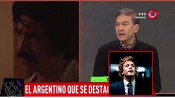 luis miguel: hablo el actor argentino que actua en la serie del momento