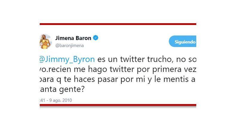 El primer tweet de los famosos: lo que escribieron Wanda, Tinelli, Marley, Jimena Barón y más al abrir sus cuentas