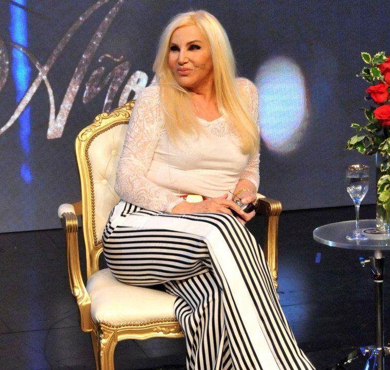 Susana Giménez y su vuelta a la tele; sólo con cuatro especiales este año