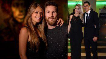 La mujer de Di María habló de Messi y Antonella: Hay muchos que no quieren verlo campeón