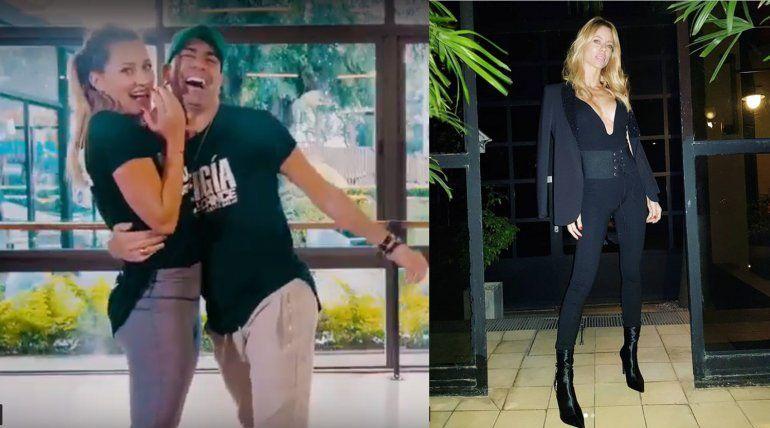 Mica Viciconte se quedó con el ex marido de Nicole, y también con su ex profesor de baile
