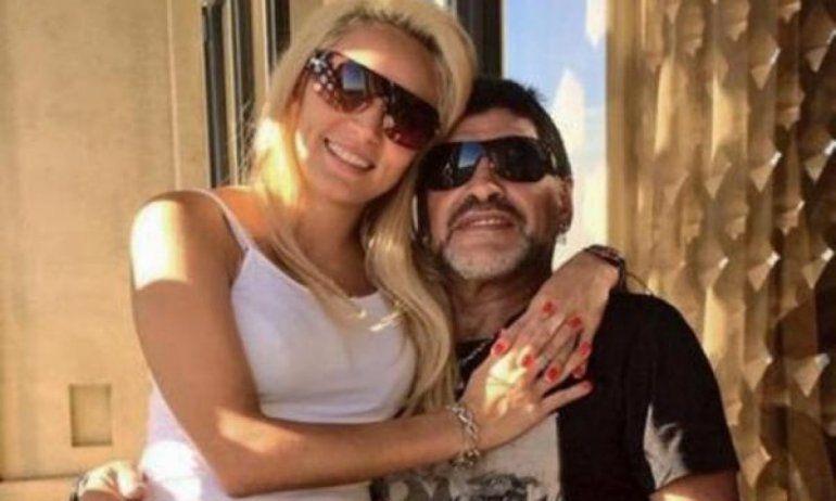 Rocío Oliva le responde a Maradona: Estoy feliz, no volvería con él; hace tiempo que me estoy preparando para esto