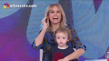 Mariana Fabbiani; la internación de su hijo Máximo y la vuelta a su programa