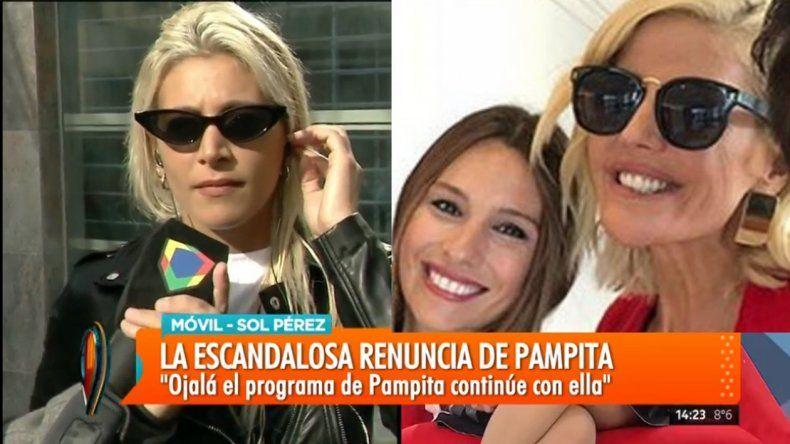 Sol Pérez habló de Pampita y destrozó a Simons: si yo veo a Barbie Simons en tele cambio