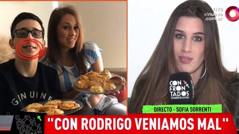 ¿Rodrigo Noya dejó a la madre de su hijo por Barby Silenzi?