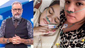 Rial habló de la internación de su hija Morena en un centro psiquiátrico: Corría serio riesgo su vida