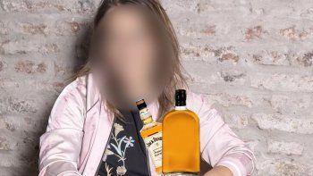 Famosa hija de un famoso aseguró: Terminé la dieta y lo primero que hice fue tomarme dos wiskies