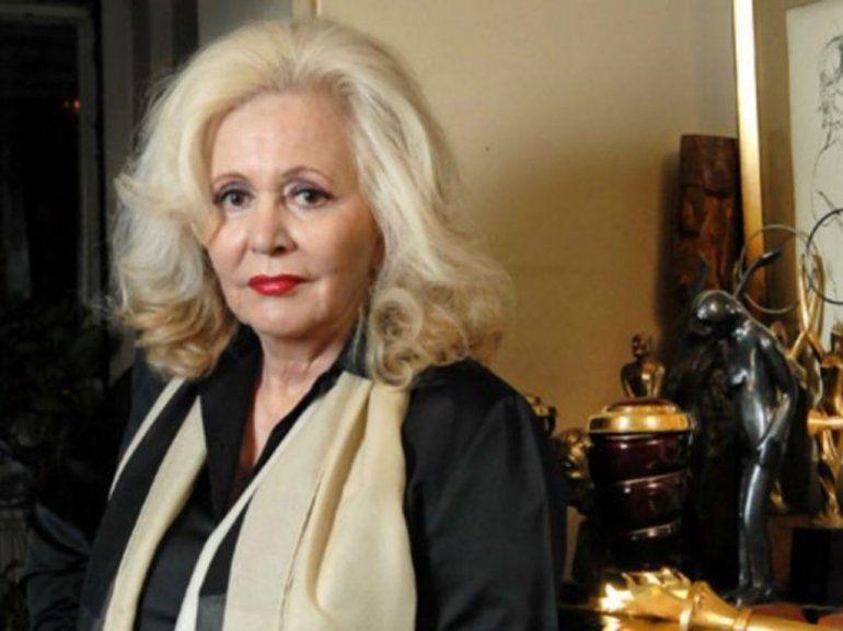 Pinky, la señora televisión, contó quiénes son sus conductores favoritos de la tele