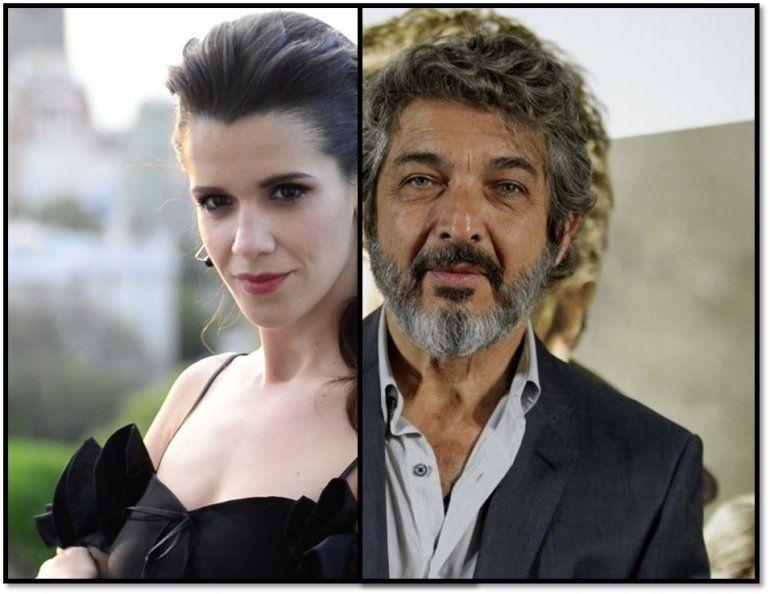 Escándalo Darín; Violeta Urtizberea habló de las denuncias: Es bueno que se escuche a las mujeres