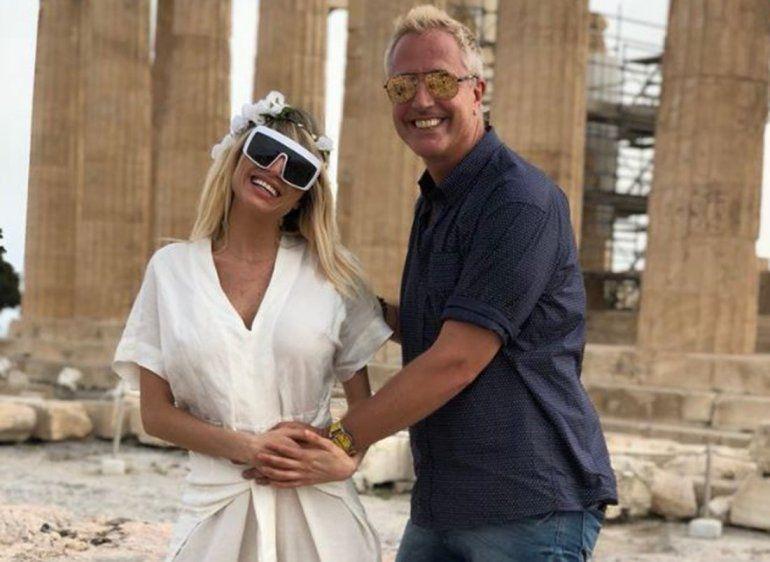 Grave denuncia a Marley y Vicky Xipolitakis por grabar material ofensivo sin autorización en Grecia