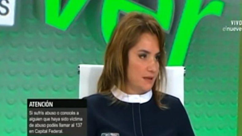Nancy Pazos explicó los motivos de su salida de Hay que ver; el programa de Listorti: ¿por qué se fue?