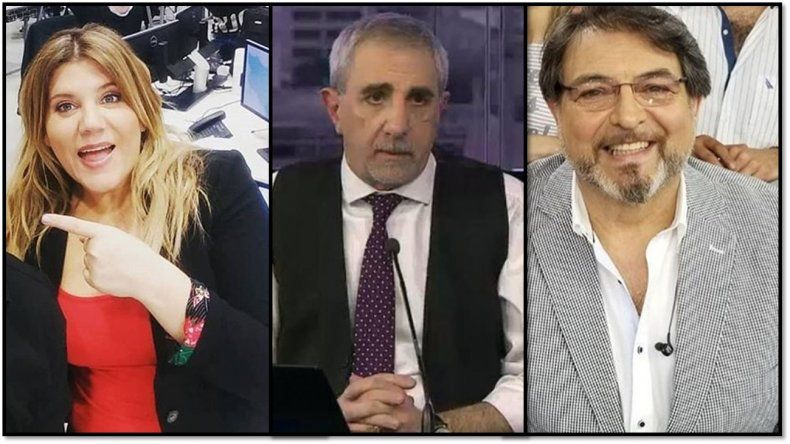 Más cambios en TN: Canaletti por Dupeso para hacer dupla con Dominique Metzger