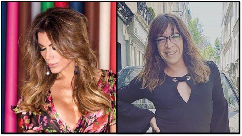 Flor de la Ve le pidió a Lizy Tagliani que deje de hacer humor trans y ella le contestó: En lugar de matarme a mi...