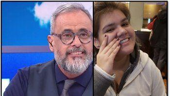 El nuevo mensaje de Rial sobre su hija Morena: Volvió la sonrisa que tanto extrañaba
