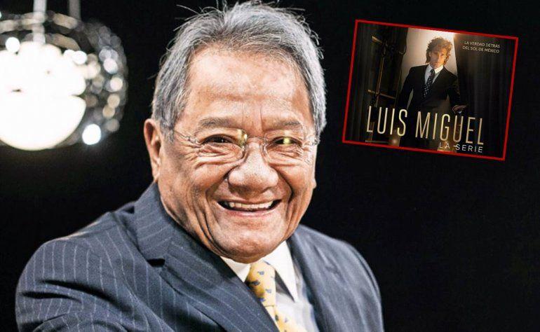 Más polémicas por la serie de Luis Miguel: ahora saltó furioso Armando Manzanero