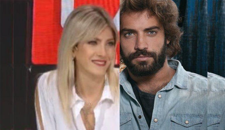 Cande Ruggeri, contra su ex Benjamín Alfonso: Decía que era grasa estar en el Bailando, y ahora va a bailar