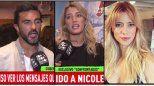 Cubero y Viciconte letales contra Nicole: Decir que usamos a las nenas; eso es tener la mente podrida