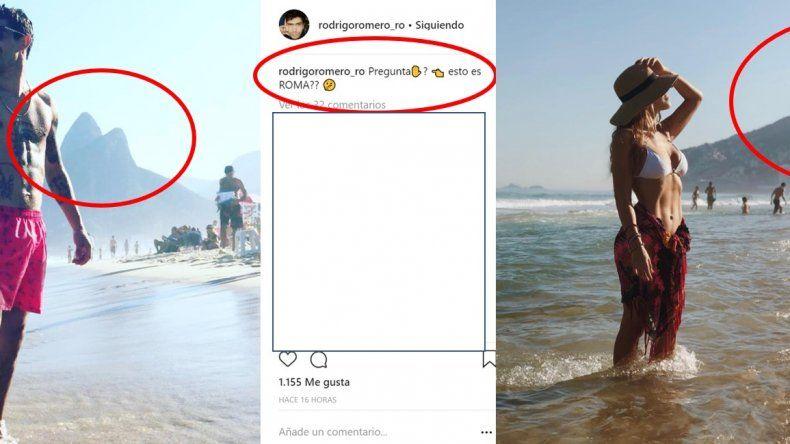 Confirman romance de Jimena Barón y el actor que hace de Rodrigo en la película