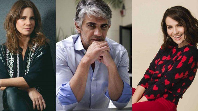 Nancy Dupláa habló de la posibilidad de que Echarri y Oreiro trabajen juntos: Sería un quilombo infernal