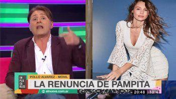 El ataque de furia de Gómez Rinaldi contra Pampita: Hay que rajarla