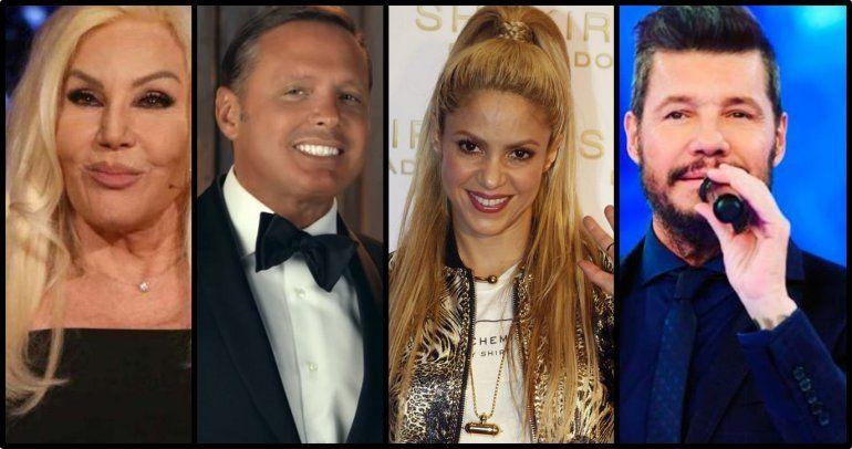 ¿Tinelli y Susana en guerra? La verdad sobre la disputa por Shakira y Luis Miguel