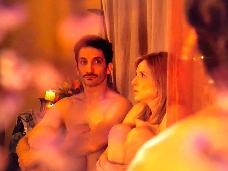 El desnudo de Juan Minujín en 100 días para enamorarse, en zarpada escena: Penetrarse lentamente