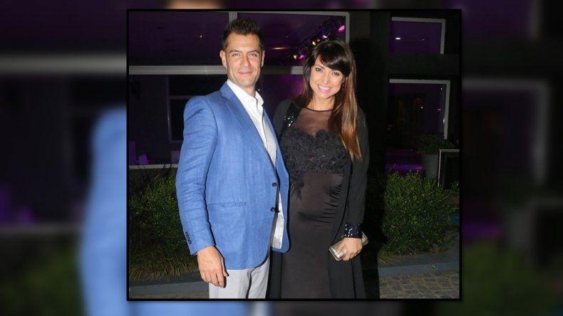 Andrea Estévez anclada en Miami con su beba de dos meses: crisis con su pareja por una supuesta infidelidad