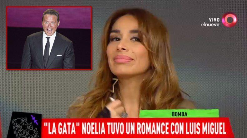 Aparece otra amante argentina de Luis Miguel: la Gata Noelia le pone un 9 en la cama