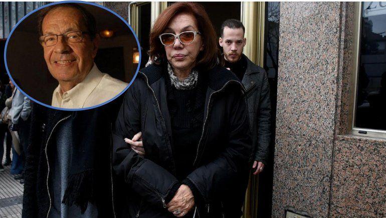 Nora Cárpena habló tras la muerte de Guillermo Bredeston: Era una cosa esperada y hasta deseada, pero igual duele