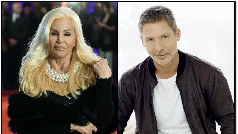 Susana Giménez le dijo sí a Adrián Suar y será invitada de su nuevo programa