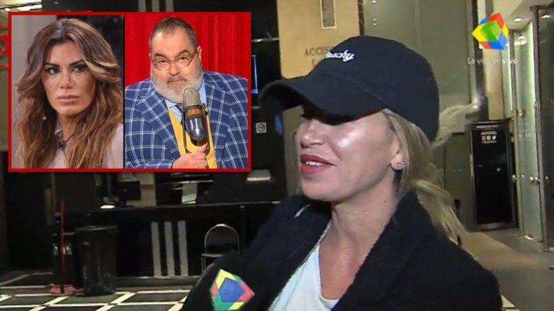 Florencia Peña bancó a De la Ve: Hablar de ese señor es perder tiempo, Lanata no representa nada bueno