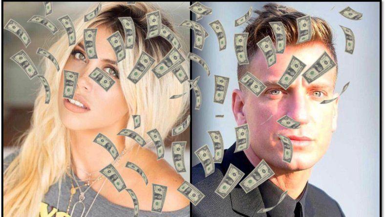 Maxi López: harto de las acusaciones, contó cuánta plata le pasa a Wanda por sus hijos