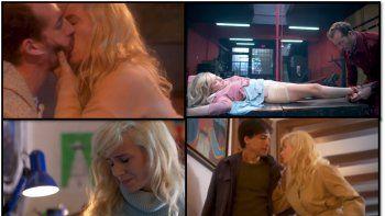 Siciliani adelantó el trailer de Morir de amor: oscuro y muy subido de tono