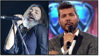 Babasónicos le pega a Tinelli y al Bailando en su nueva canción: Donde se muestra la gente al borde